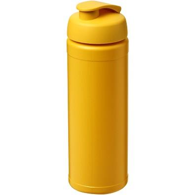 Baseline Plus Flasche mit Klappdeckel, 750 ml, gelb