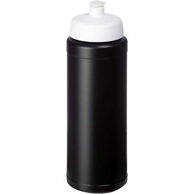 Baseline Plus Flasche mit Sportdeckel, 750 ml, schwarz,weiss
