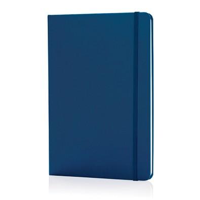 XD COLLECTION Notizbuch Basic Hardcover DIN A5, blau