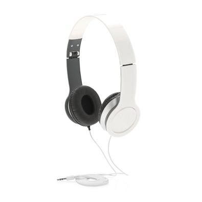 XD COLLECTION Kopfhörer Basic, weiß