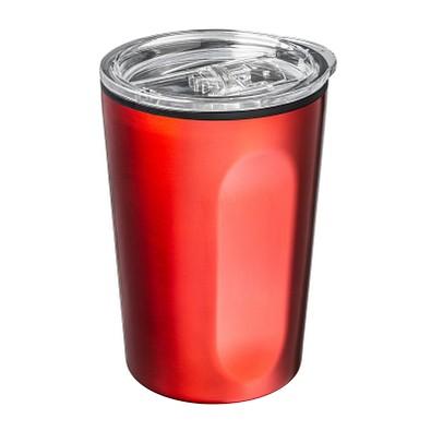 retumbler® Becher Macerata, 340 ml, rot