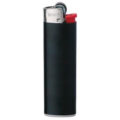 BIC® Einwegfeuerzeug J23 Slim, schwarz