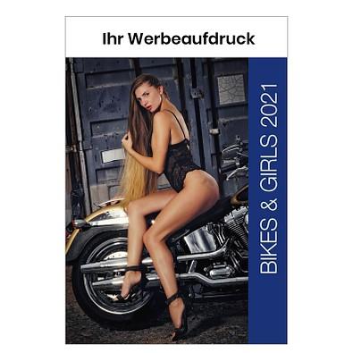 Bildkalender Bikes & Girls