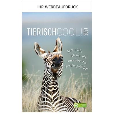 Bildkalender Tierisch Cool 2021