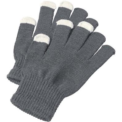 Taktile Handschuhe Billy, dunkelgrau