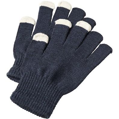 Billy taktile Handschuhe, navy