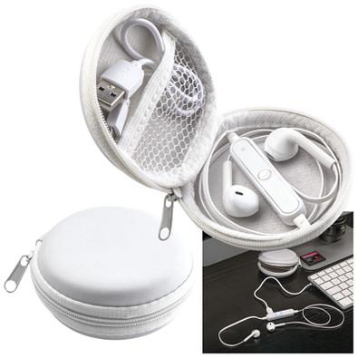 Bluetooth-Kopfhörer Altea,weiss