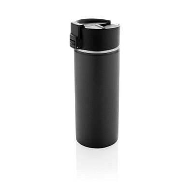 XD XCLUSIVE Vakuum Kaffeebecher Bogota mit Keramik-Coating, 500 ml, schwarz