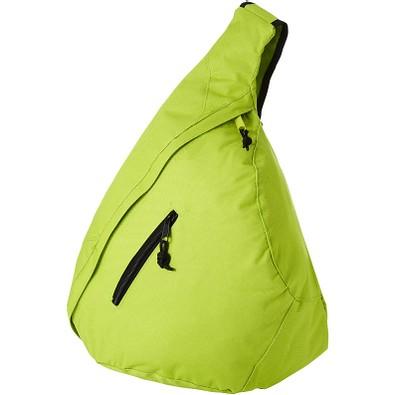 Nylon-Schulter-Bag, limone