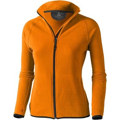 ELEVATE Damen Fleecejacke Brossard, orange, XXL