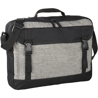 """Buckle 15,6"""" Laptop-Konferenztasche, grau"""