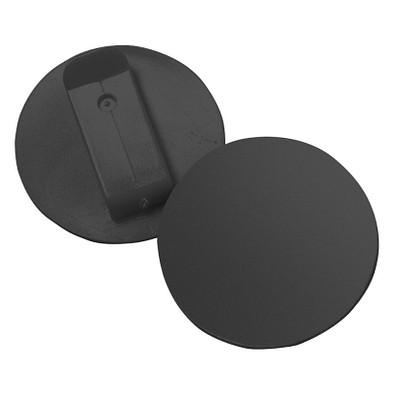 Button Colour-Clip, schwarz