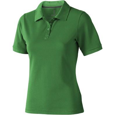ELEVATE Damen Poloshirt Calgary, Fern green, L