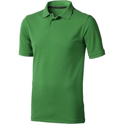 ELEVATE Herren Poloshirt Calgary, Fern green, XL