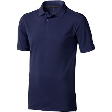 ELEVATE Herren Poloshirt Calgary, dunkelblau, XL