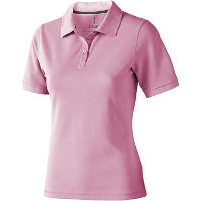 ELEVATE Damen Poloshirt Calgary, Light pink, L