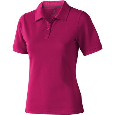 ELEVATE Damen Poloshirt Calgary, rosa, S