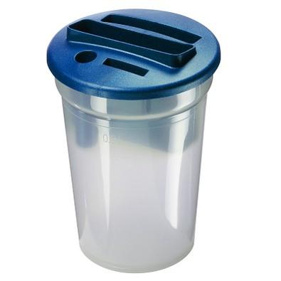 Car Organizer Set, 300 ml, metallic-blau
