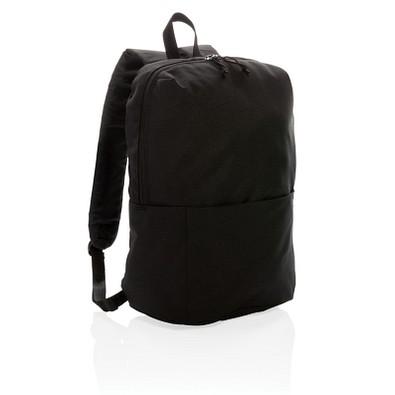 XD COLLECTION Rucksack Casual, PVC-frei, schwarz