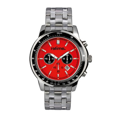 retime® Chronograph Sport V, silber
