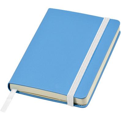 Classic A6 Hard Cover Notizbuch, hellblau