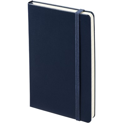 MOLESKINE® Notizbuch Classic Hardcover Taschenformat, liniert, saphir