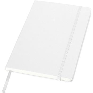 Classic Office Notizbuch, DIN A5, liniert, weiss
