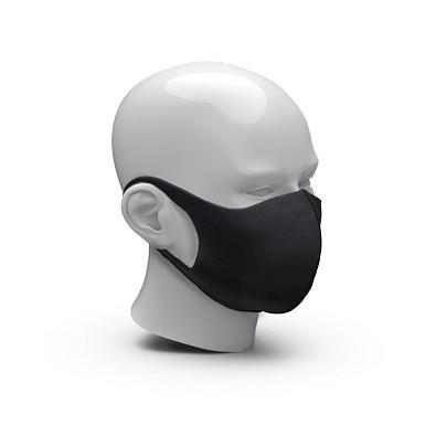 "Community-Maske ""Space"", schwarz"