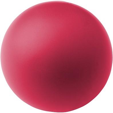 Cool runder Antistressball, magenta