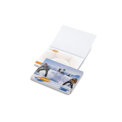 geiger notes Haftnotizblock Cover Karton Bestseller, 100 x 72 mm, Individuell