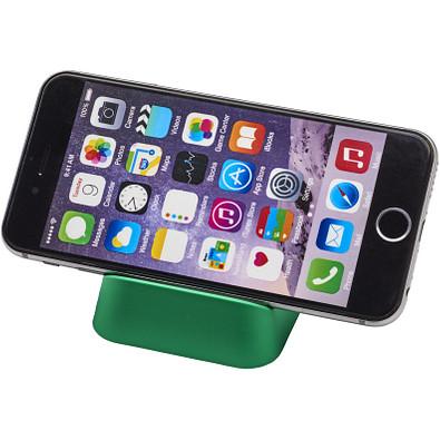 Crib Telefonhalterung aus Kunststoff, grün