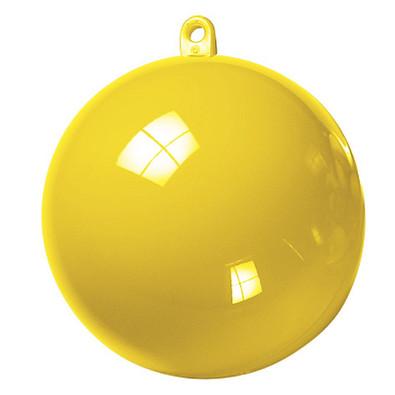 Deko-Dose Mini-Kugel, standard-gelb