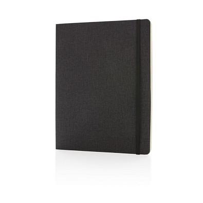 XD COLLECTION Softcover Notizbuch XL Deluxe B5, schwarz