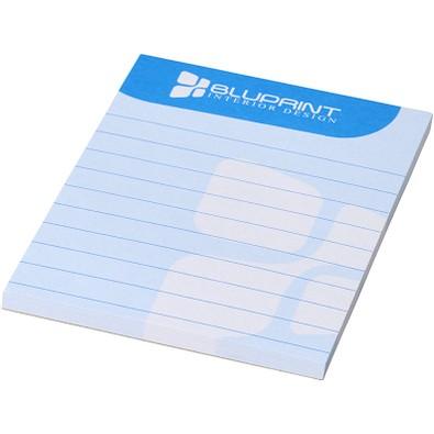 Desk-Mate® A7 Notizblock, weiss, 50 Blatt