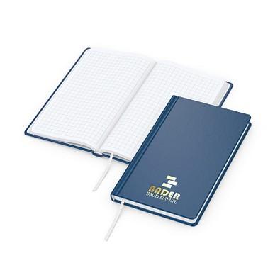 geiger notes Easy-Book Basic Bestseller Pocket, inkl. Goldprägung, dunkelblau