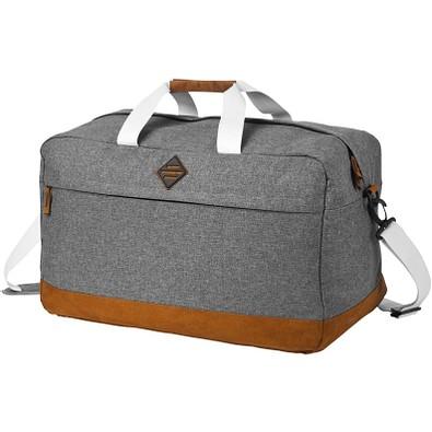 Eco Reisetasche, grau meliert