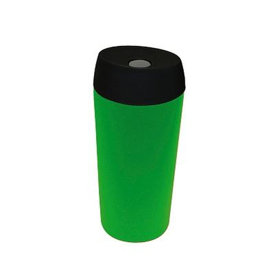 Edelstahl-Isolierbecher Style, 350 ml, grün matt