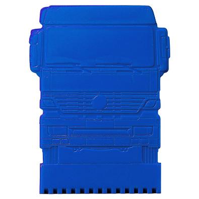 Eiskratzer LKW, standard-blau PP