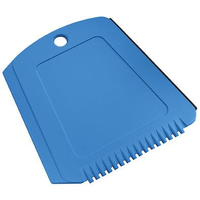 Eiskratzer Recycling, blau