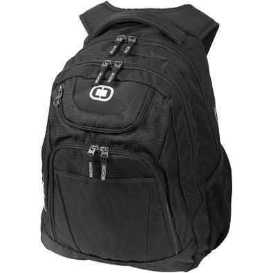 "Excelsior 17"" Laptop-Rucksack, schwarz"