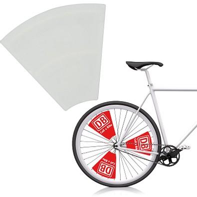 Fahrradspeichendekoration, ---