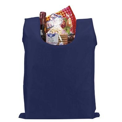 Faltbare Einkaufstasche Easy, dunkelblau