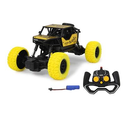 Ferngesteuertes Auto Slighter CR2 RC Crawler Diecast, 2,4GHz, gelb