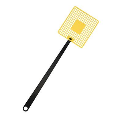 Fliegenklatsche Logo, trend-gelb PP
