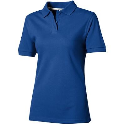 Slazenger™ Damen Poloshirt Forehand, blau, L
