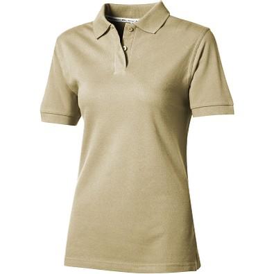 Slazenger™ Damen Poloshirt Forehand, khaki, L
