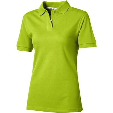 Slazenger™ Damen Poloshirt Forehand, apfelgrün, L