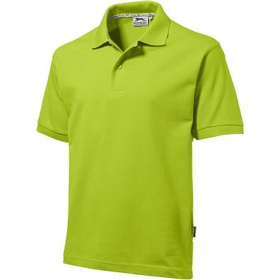 Slazenger™ Herren Poloshirt Forehand, apfelgrün, XXXL