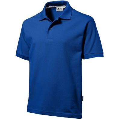 Slazenger™ Herren Poloshirt Forehand, blau, L