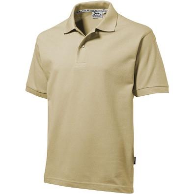 Slazenger™ Herren Poloshirt Forehand, khaki, XL